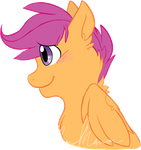 Scootaloo By Littaly-d72ws8l by adgerellipone