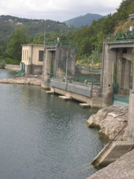 Hydroelectric Plant 03 by XiuLanStock