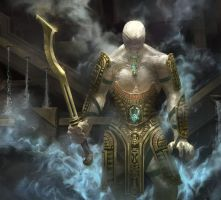 Labyrinth Guardian Embalmed by fooyee
