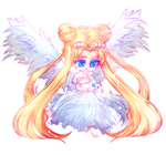Sailor Moon Commission by Rinnn-Crft