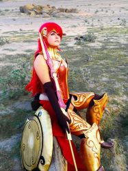 Pyrrha Nikos Cosplay, by Fae from Congress Cosplay by oOPrincessLinkOo