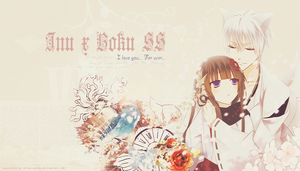 Inu x Boku SS Wallpaper Ver.2 by MisakiAmour