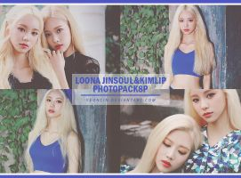 LOONA [JinSoul] photopack8P by YEONCIN by yeoncin