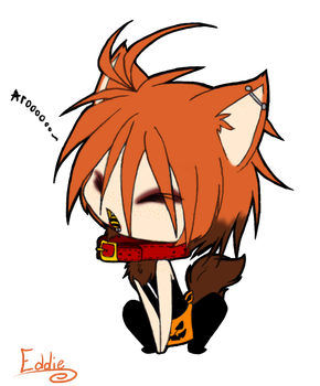 Halloween Chibis: The Wolf by Hatchet-Ears