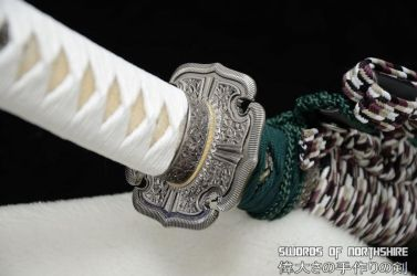 Hand Forged Traditional Japanese Tachi 7 by swordsofnorthshire