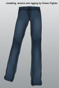 MMD jeans pants+DL by Sefina-NZ
