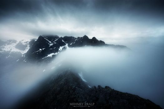 The Misty Mountain by m-eralp