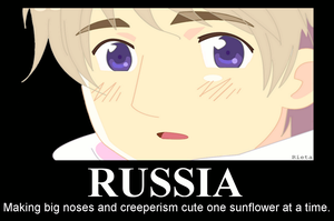 Russia Inspirational by xFadingLaughterx