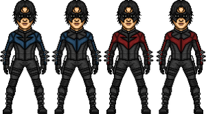 Nightwing by MicroManED