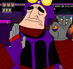 Nefarious ~ When I Toss You Overboard JUST RIGHT.. by FREAK-FRANK