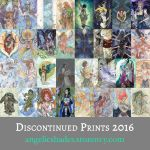 Discontinued Prints Sale! by AngelaSasser