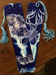 Spirit animal bookmarks by shottsy85