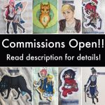 Commissions are Open!! by tiggytiger2012