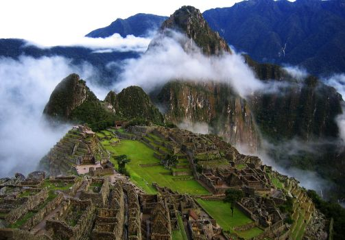 Machu Picchu - Peru Tours - South America Tourism by satoim