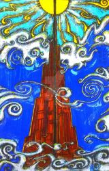 The Tower of God by Architect-Gillesania