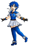 [FE Compendium - Where's Walhart?] - Shanna by BlizzardCaster