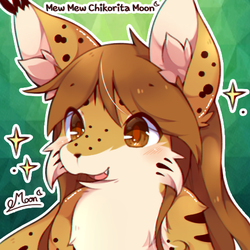 [Icon Commission] Lessness by ChikoritaMoon