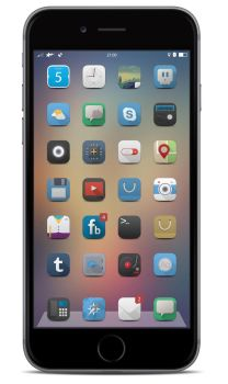 zoobhoy classic IOS8 by Laugend