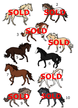 10 Point Adopts ~ 3/10 ~ OPEN by Skribbley