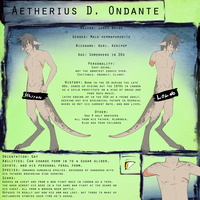 Aetherius Referance by ShayleGhoul