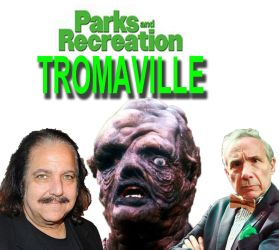 Parks And Recreation -Tromaville by FrogGod1