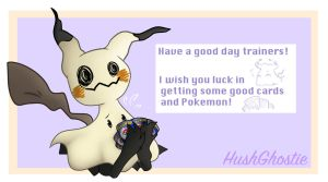 Have a Good Day Trainers! by HushGhostie