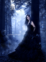 My Beautiful Darkness by DenysDigitalArtwork