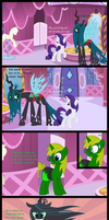 A Queen's Rare Order Part 1 by EvilFrenzy