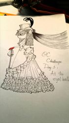 My OC Challenge by TearsCampFalless