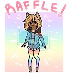 [FREE RAFFLE][CLOSED] PRIDE ADOPT ANTHRO by Adopt-BAF