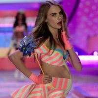 Cara Delevingne Belly 1 by WHATEVEN12