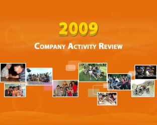 Company activity review by huvamp