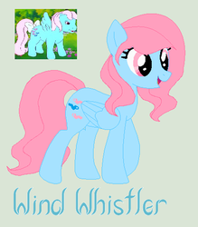 Gen 1 Transformations- Wind Whistler by Flameclaw101