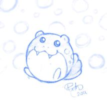Spheal Sketch