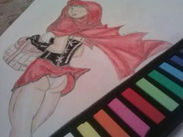 Little Red Riding Hood by RicCasino