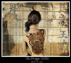 The Dragon Tattoo by SenaRe