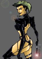 aeon flux by keitaro021781