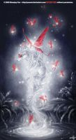 I can Fly too by yuumei
