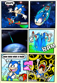Sonic Logic by Dominosaur