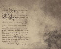 Old Letter Texture by Evey-V