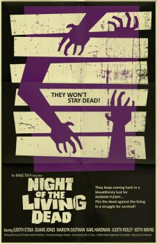Night of the Living Dead by markwelser