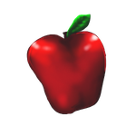 Red Apple by ReapersSpeciesHub