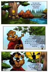 LGA Issue One Page One by MJValle