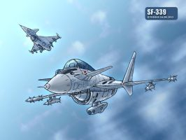 SF-339 by TheXHS