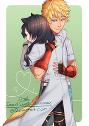I'm glad you are here by InsertSomthinAwesome