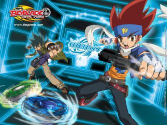 beyblade wallpaper by acerblade