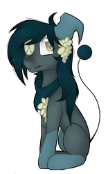 ::Art Trade:: Forenzik by Llamalovers123