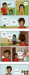 Ninjago- And that's how he got his scar :P by dorizard