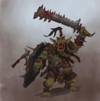 Ork by Trufanov