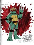 Future Raph by comicninja by Kenkira